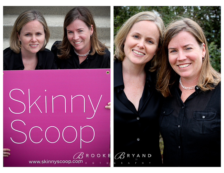 Eden + Erin, SkinnyScoop Co-Founders