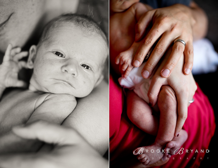 San Francisco Newborn Photographer