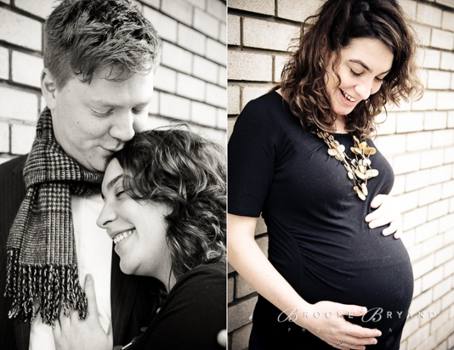 Brooke Bryand Photography | San Francisco Maternity Photographer | Lafayette Park