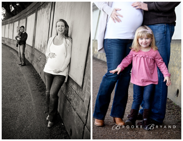 Brooke Bryand Photography | Land's End | San Francisco Maternity Photographer