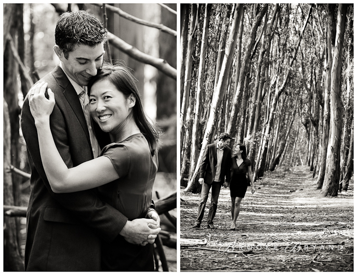 Brooke Bryand Photography | San Francisco Engagement Photography | Lover's Lane, Presidio