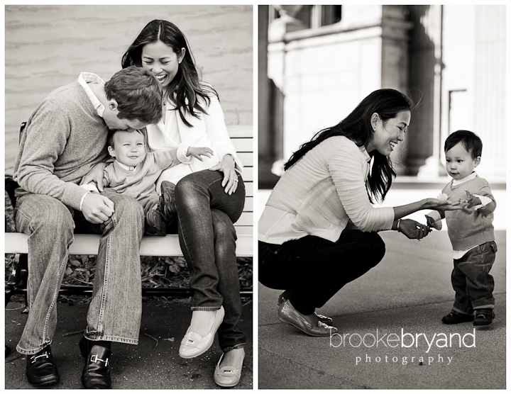 Brooke Bryand Photography | Palace of Fine Arts | San Francisco Family Photographer