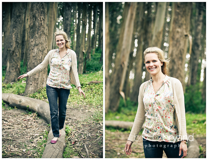 Brooke Bryand Photography {Lover's Lane, Presidio} San Francisco Headshot Photographer