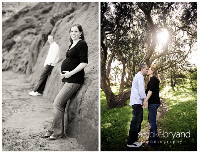 Brooke Bryand Photography | Baker Beach Photography | San Francisco Maternity Photographer
