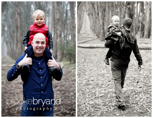 Brooke Bryand Photography | San Francisco Family Photographer | Presidio Family Photographs
